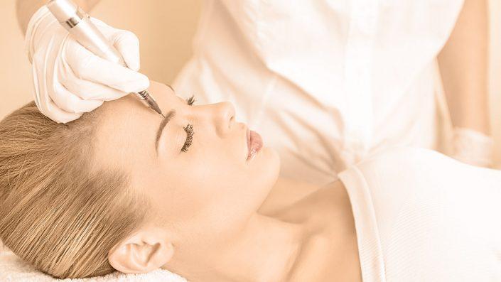 Maquillage permanent en douceur