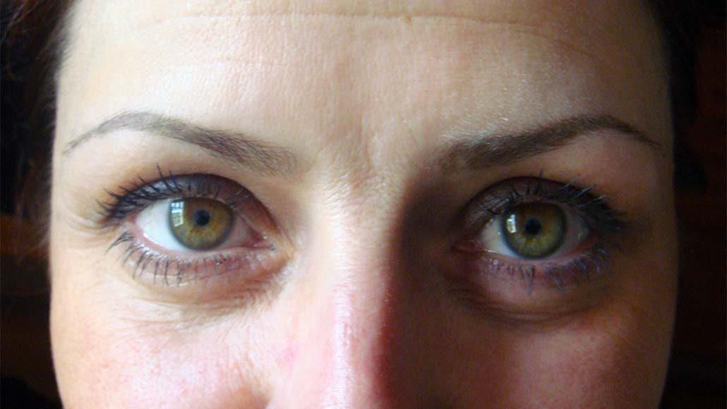 Maquillage permanent sourcils (après)